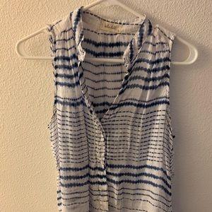 Bella Dahl sleeveless blouse